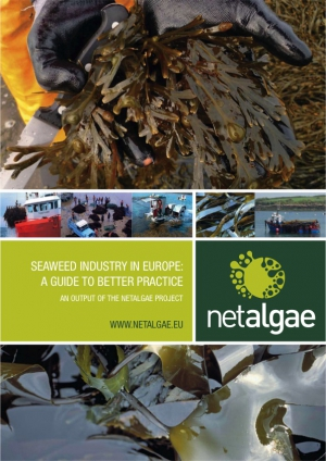 Seaweed Industry In Europe: A Guide To Better Practice