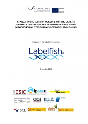 Standard Operating Procedure for the Genetic Identification of Fish Species Using DNA Barcoding